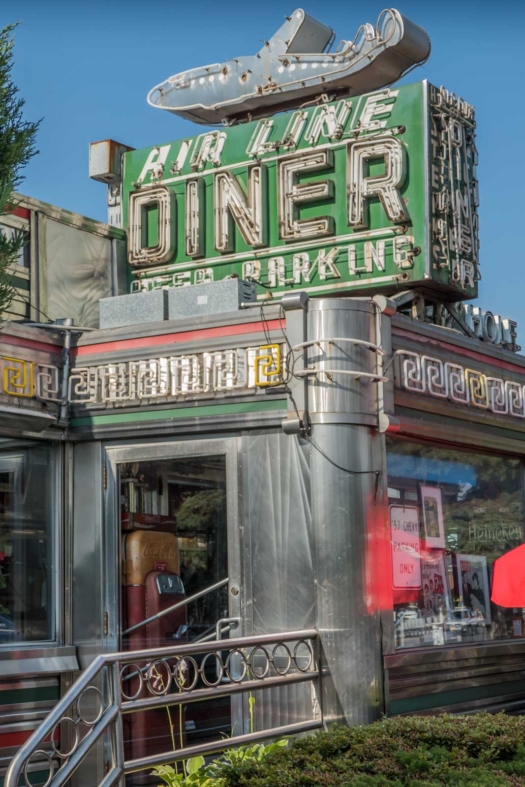 Jackson Hole Airline Diner Queens New York City
