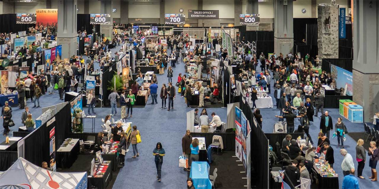 The 2018 DC Travel and Adventure Show: A Review