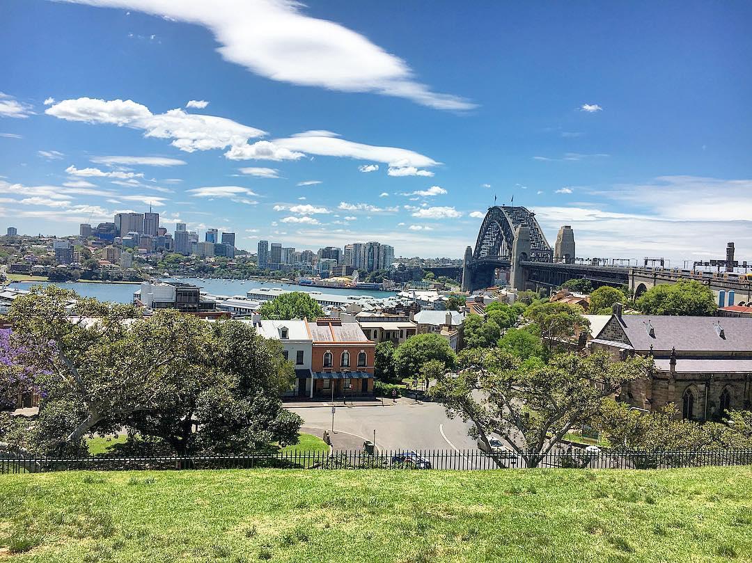 Sydney's Hidden Gems Observatory Hill Park Sydney
