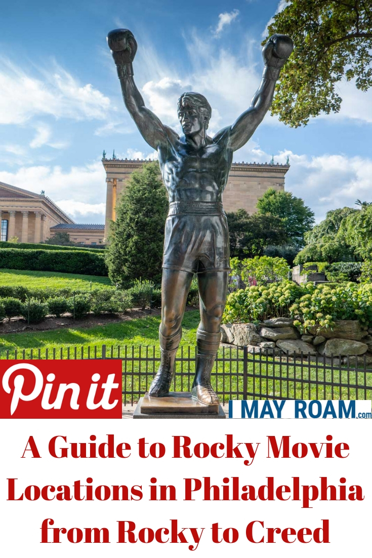 Pinterest A Guide to Rocky Movie Locations in Philadelphia
