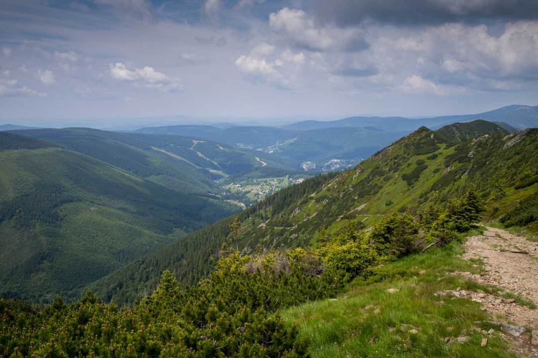 Czech Republic mountains