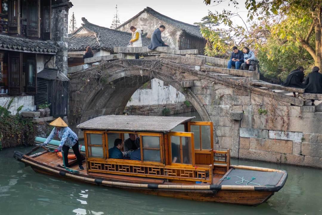 Zhouzhuang Water Town China
