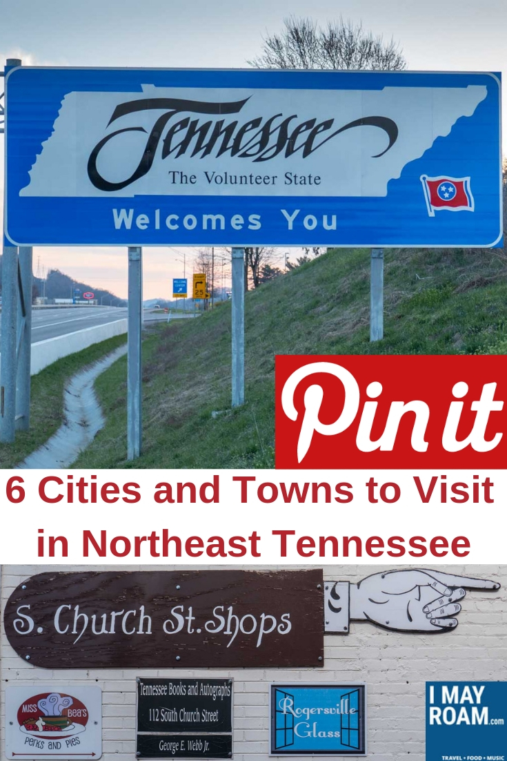Pinterest 6 Cities and Towns to Visit in Northeast Tennessee