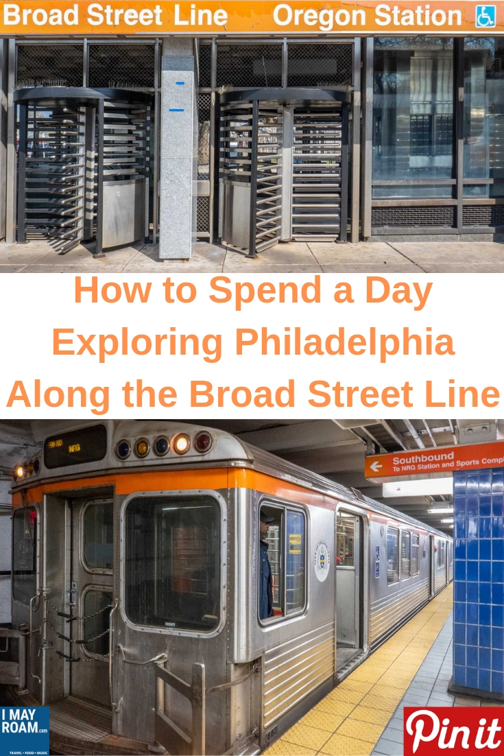 Pinterest How to Spend a Day Exploring Philadelphia Along the Broad Street Line