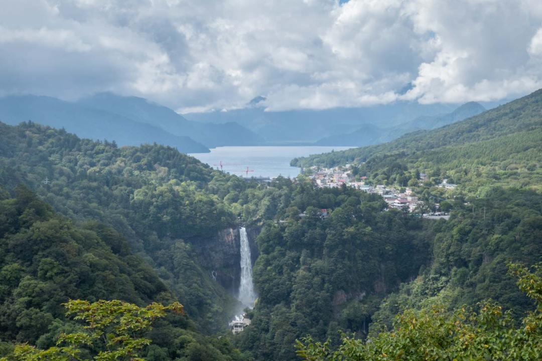 Kegon Falls Nikko