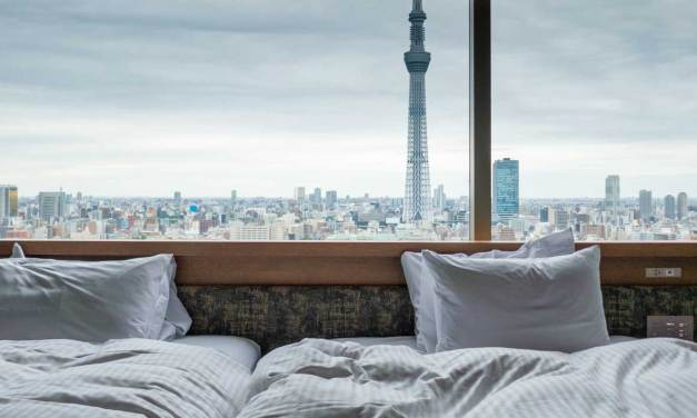 Tokyo Hotel Review: Tobu Hotel Levant in Sumida City