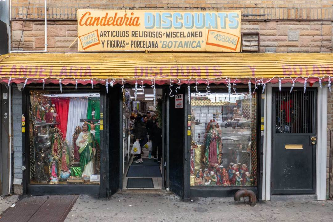 Candelaria Discounts in Jackson Heights Queens