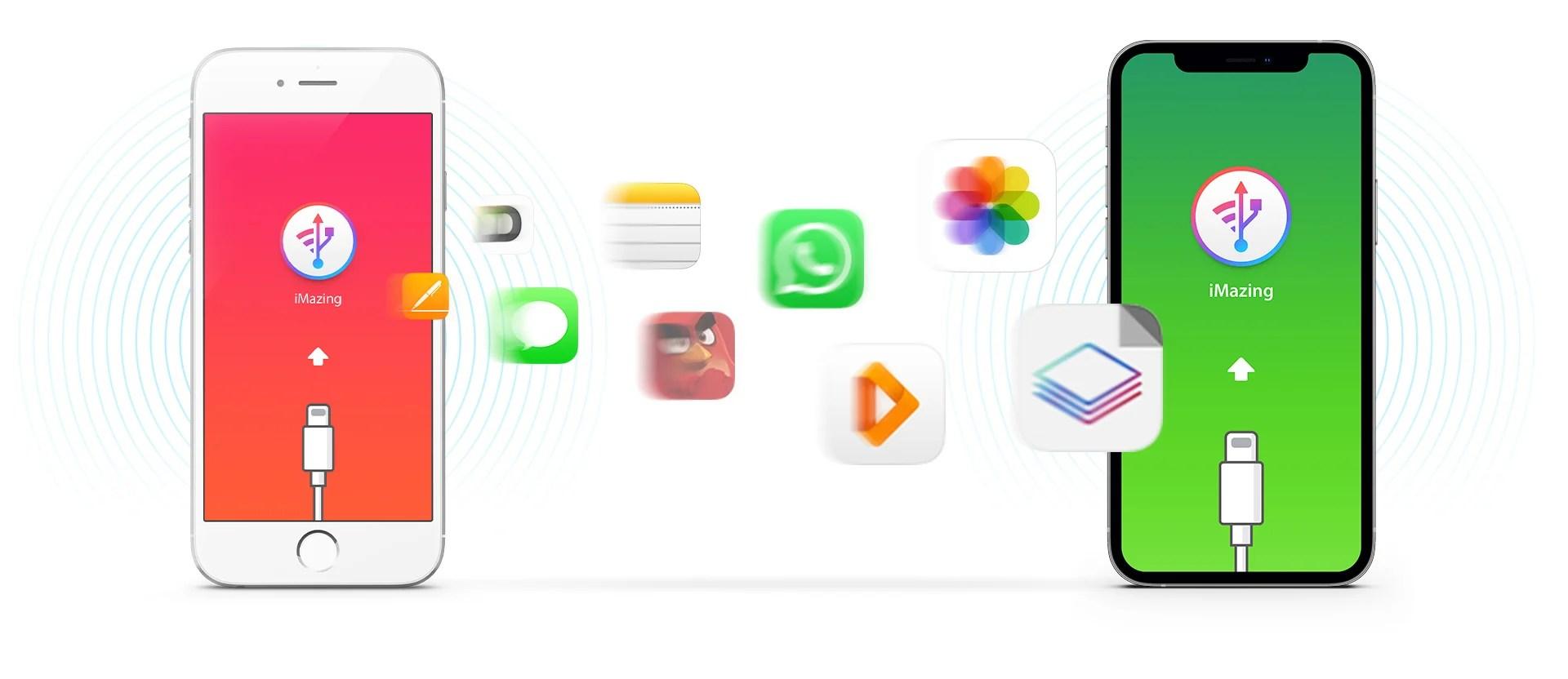 iMazing 2.8.0 Mac 破解版 - 优秀的iOS设备管理工具