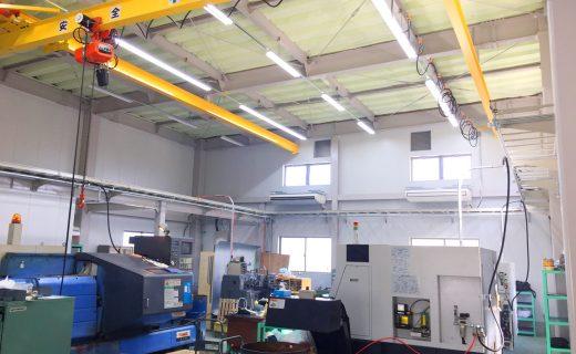 工場の移転新築、デザインの引き渡し前検査|愛知県江南市の市街化調整区域