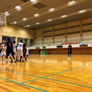 バスケットボール愛知マスターズリーグ最終戦