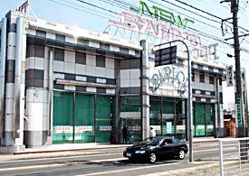 パチンコ・スロット店舗のリニューアル増築・改装設計・デザイン|ニューサンヨー