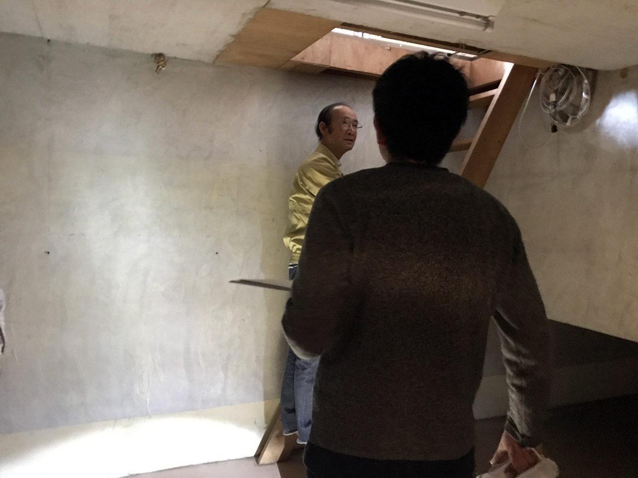 住宅を賃貸住宅へとリノーベーションプロジェクトの設計、デザイン