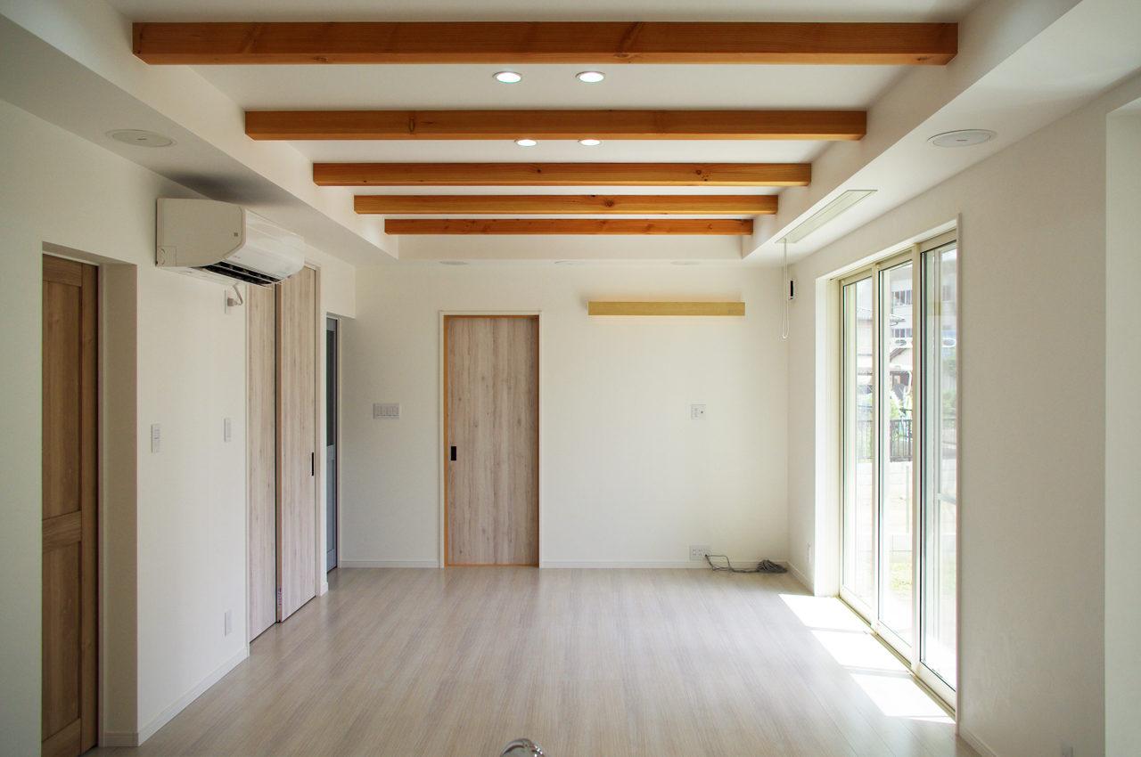 LDK 愛知県江南市でかわいい、おしゃれなローコスト注文住宅新築設計、デザイン