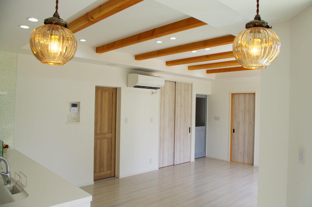 おしゃれでかわいい注文住宅のローコスト新築設計、デザイン|愛知県江南市