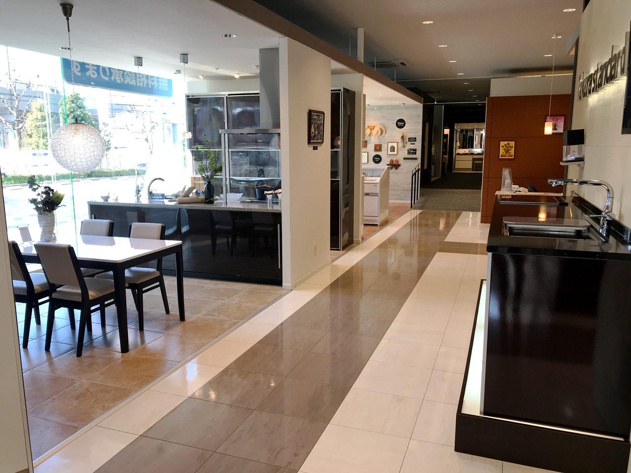 空き家を賃貸マンションへリノベーション改装プロジェクトのお施主様とタカラ名古屋ショールームへ