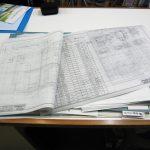 設計をした店舗(接骨院)付き住宅の見積もり用図面完成