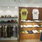 セレクトショップ、衣料品店の店舗デザイン、改装設計