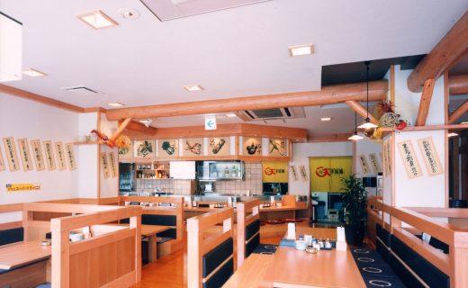 新鮮居酒屋の店舗デザイン、設計|愛知県小牧市