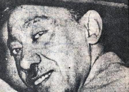 ফাঁসির মঞ্চে ওঠার ঠিক পূর্ব মুহুর্তে ক্যামেরাবন্দী সাইয়্যেদ কুতুব
