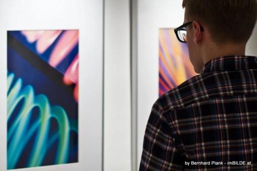 Vernissage: fotografie . abstrakt . retrospektiv Re i n h o l d P l a n k