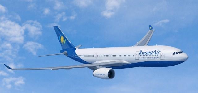 RwandAir Airbus A330