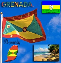 Grenada Flag old & new