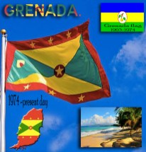 Grenada Flag old & new