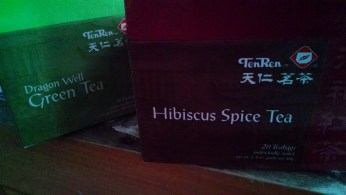 mix of two teas very good