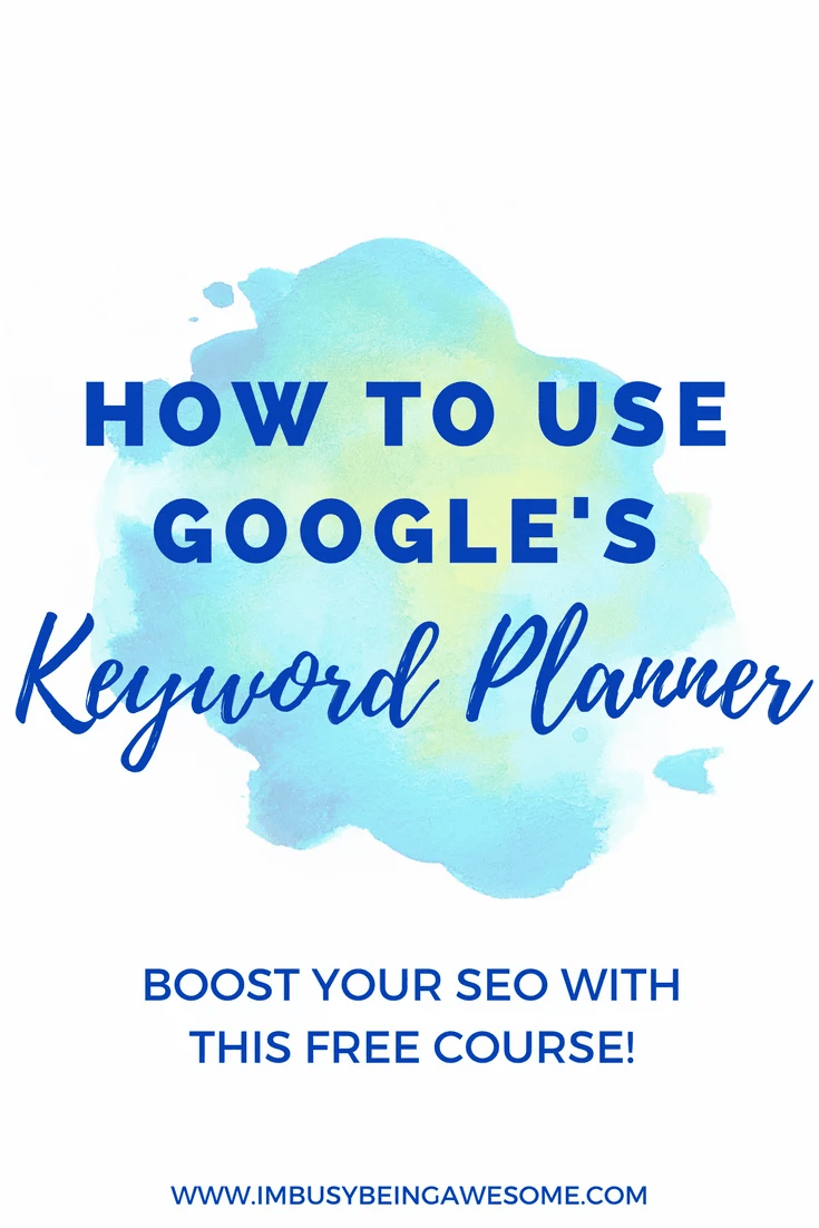 How To Use Google Keyword Planner. Blogger, blogging tips, tips and tricks, strategies, analytics, traffic, success, entrepreneur #Blogger, #bloggingtips #tipsandtricks #strategies #analytics #traffic #success #entrepreneur, drive traffic, #makemoneyblogging, make money blogging