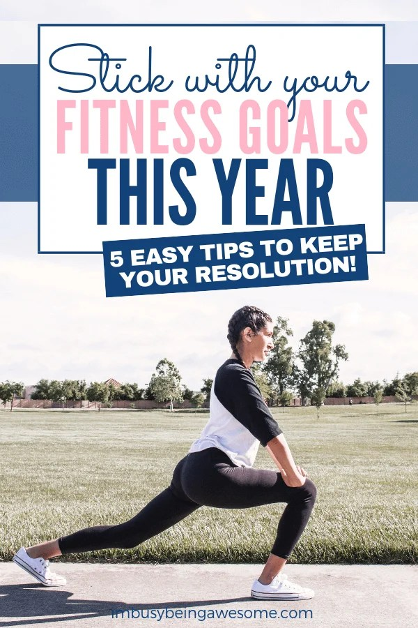Are you ready to stick with your fitness goals for good? Check out these five easy tips to set realistic, achievable goals for healthy living, fitness, and weightless. Learn to celebrate your body and its strengths. Use this workout planner and fitness tracker to hold yourself accountable. Men and women, it's time to take the challenge, get focused, and reach your health goals.