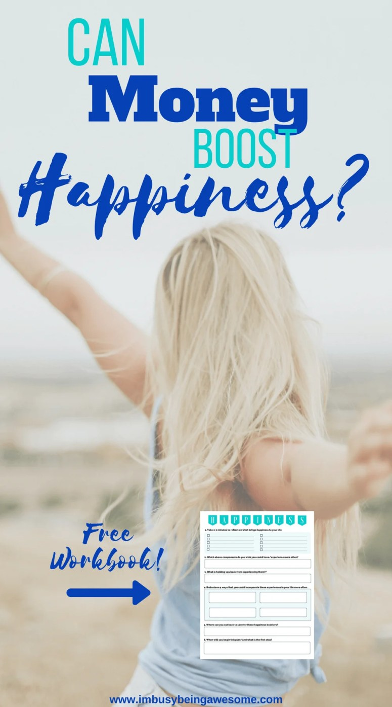 Can Money Buy Happiness? The Age Old Question Revisited. sahm, productivity, money, happiness, free printable, happy, joy, help, self improvement, self development, self care #sahm #productivity #money #happiness #freeprintable #happy #joy #help #selfimprovement #selfdevelopment #selfcare