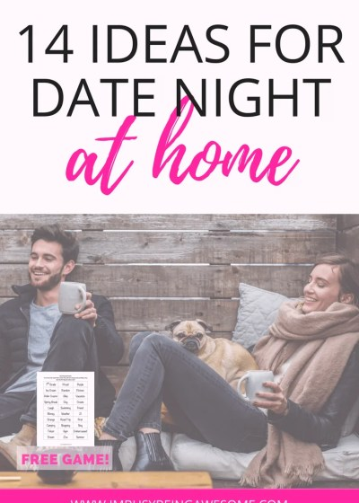 14 Ideas For Date Night At Home