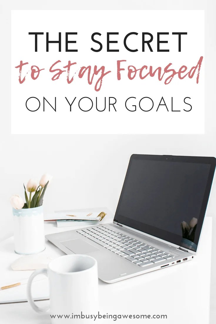 Do you need a boost of motivation to stay focused on your goals? Are you looking for tips to set s.m.a.r.t. goals that you can actually reach? Do you want simple strategies that will help you see success? Then this article is for you.