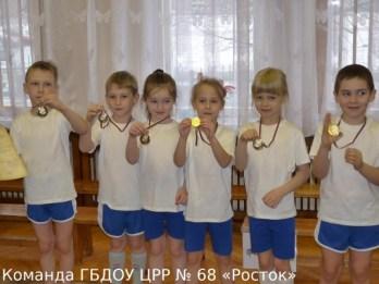 Команда-ГБДОУ-ЦРР-№-68-«Росток»