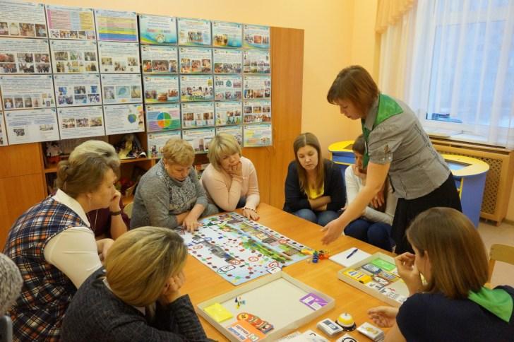 Знакомство с экологическими играми
