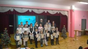 11 Победители и призеры конкурса А.Невский