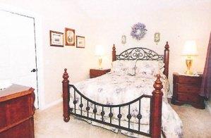 executive retreat bedroom