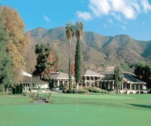 southern califormia executive retreat golf course