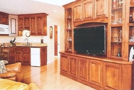 ca executive retreat rental guest house