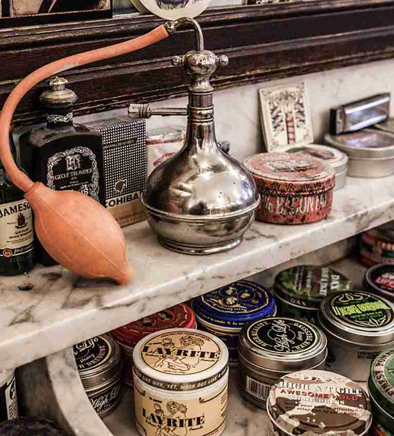 Tim Collins Photography Schorem Barbers Pomades