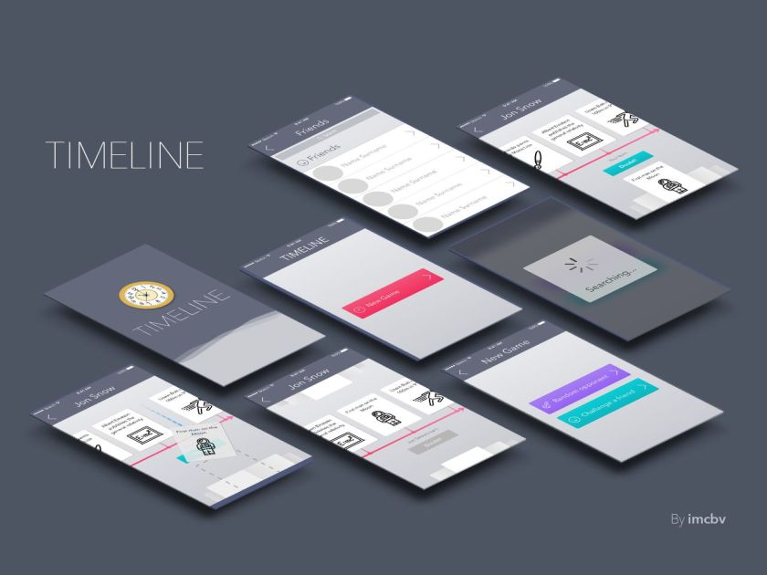 UI-screens