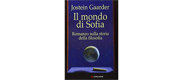 Jostein Gaarder Il Mondo di Sofia