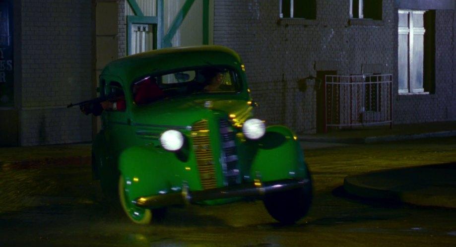 Imcdb Org 1937 Dodge Touring Sedan D 5 In Quot Dick Tracy