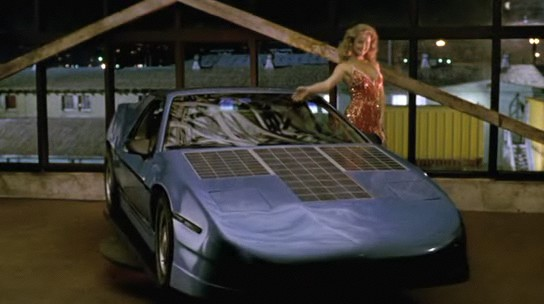 The Destiny 2000 solar electric car from Naked Gun 2-1/2: The Smell of Fear