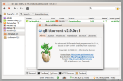 qbittorrent 2.9 rc 1