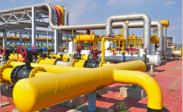 Construction of Crude Oil Control Center and Related Manifolds