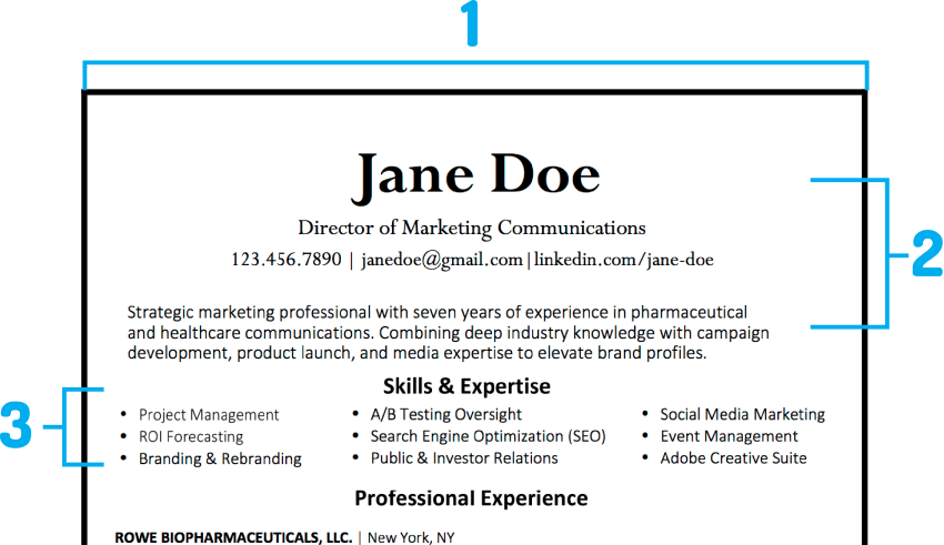 What Your Resume Should Look Like In 2018 Imdiversity