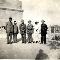 Sanitary Commission staff, Alexandria 1915