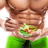 Low-carb diet for bodybuilders