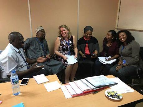 C4D meeting in Nigeria
